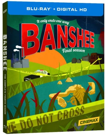 BANSHEE: THE COMPLETE FOURTH SEASON 1