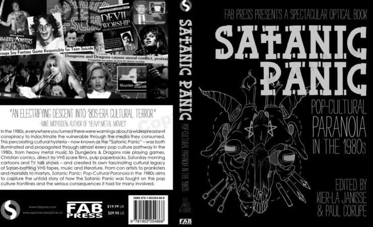 SATANIC PANIC: POP-CULTURAL PARANOIA IN THE 1980S 4