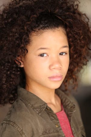 Storm Reid Cast as Meg Murry in Disney's A WRINKLE IN TIME 1