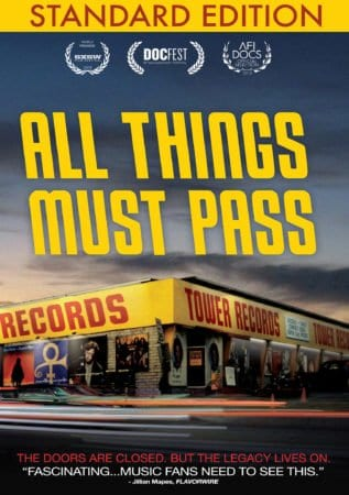 ALL THINGS MUST PASS 1
