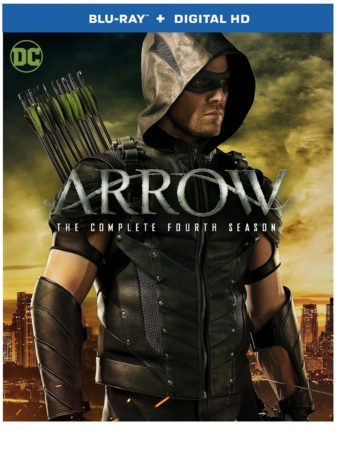ARROW: THE COMPLETE FOURTH SEASON 11