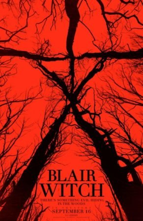 THE WORST OF 2016: 10) Blair Witch 3
