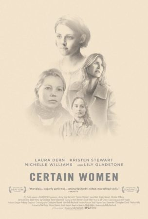 Certain Women lands a trailer and poster! 1