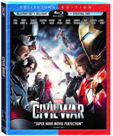 CAPTAIN AMERICA: CIVIL WAR 3D 4