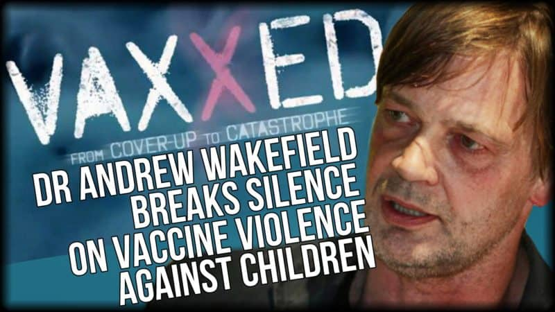 THE AV INTERVIEW: DR. ANDREW WAKEFIELD (VAXXED) 7