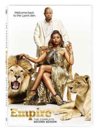 EMPIRE: THE COMPLETE SECOND SEASON 3