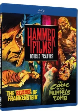 HAMMER FILMS DOUBLE FEATURE: THE REVENGE OF FRANKENSTEIN/THE CURSE OF THE MUMMY'S TOMB 11