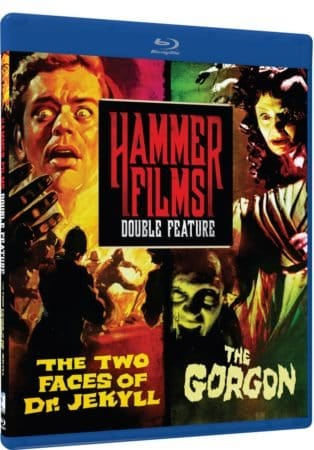 HAMMER FILMS DOUBLE FEATURE: THE TWO FACES OF DR. JEKYLL/THE GORGON 8