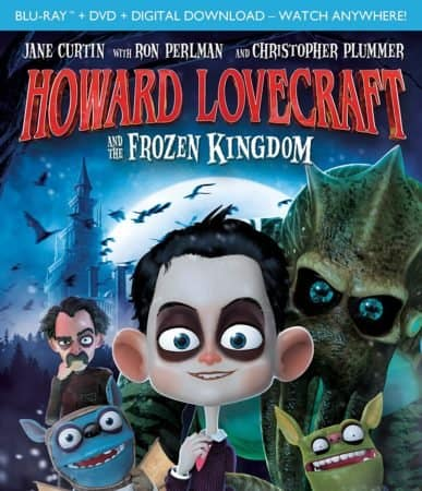 HOWARD LOVECRAFT AND THE FROZEN KINGDOM 7