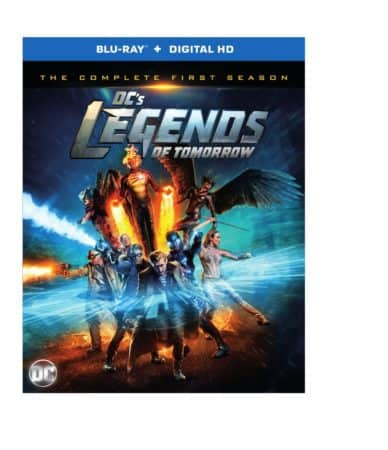 LEGENDS OF TOMORROW: THE COMPLETE FIRST SEASON 5