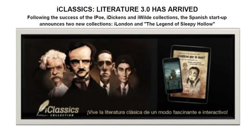 Just in Time for Halloween - Lit 3.0 Arrives with 'Immersive Reading' 3