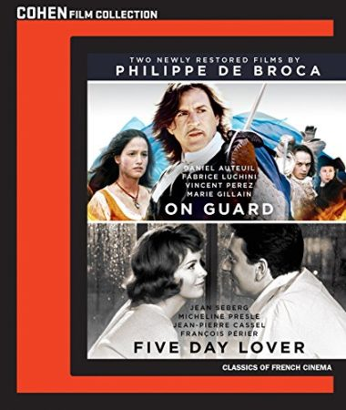 ON GUARD / FIVE DAY LOVER 3