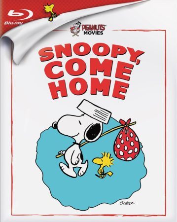 SNOOPY, COME HOME 7