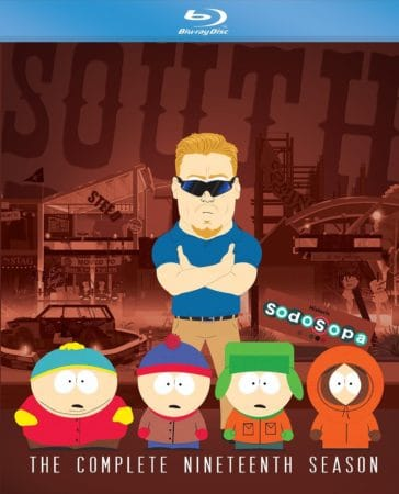 SOUTH PARK: THE COMPLETE NINETEENTH SEASON 6