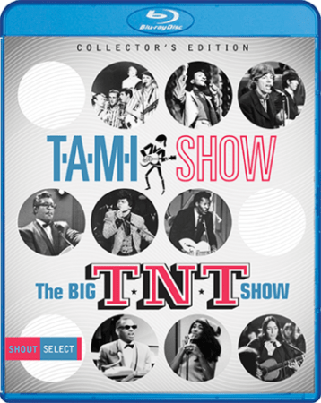 """T.A.M.I. SHOW/THE BIG T.N.T. SHOW COLLECTOR'S EDITION"" Comes to Blu-ray 1"