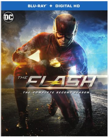 FLASH, THE: THE COMPLETE SECOND SEASON 5