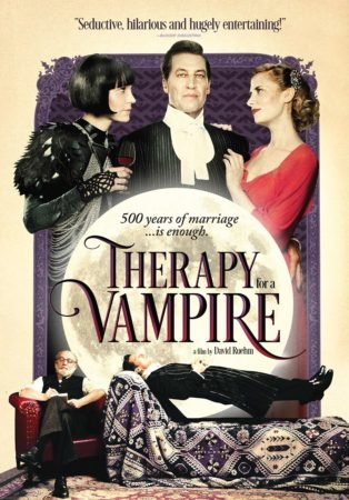 THERAPY FOR A VAMPIRE 1