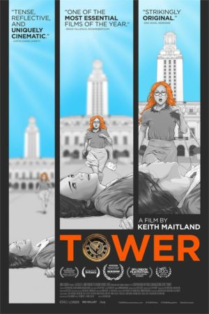 SUNDAY ROUNDUP: TOWER, HUNTING OF THE PRESIDENT REDUX, TITUSS BURGESS, CIVIL WAR, TROLLHUNTERS 1