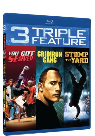 YOU GOT SERVED/STOMP THE YARD/GRIDIRON GANG 13