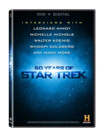 50 YEARS OF STAR TREK 1
