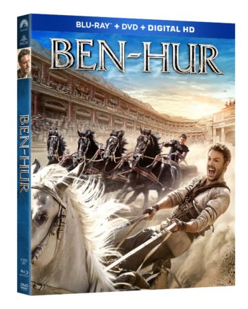 BEN-HUR Arrives on Blu-ray Dec. 13 and Digital HD Nov. 29 5