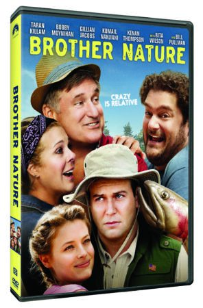 BROTHER NATURE debuts on DVD December 13th 7
