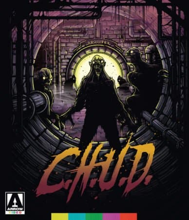 Arrow Video US - November 2016...GET READY FOR A STILL RELEVANT CHUD on Blu. 10