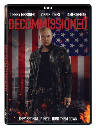 DECOMMISSIONED arrives on DVD, Digital HD and On Demand December 6! 9