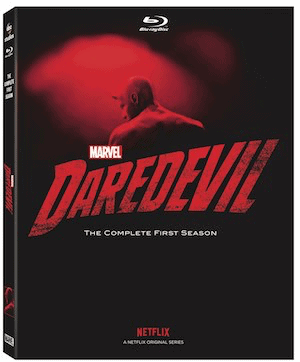 Marvel's Daredevil: The Complete First Season Coming to Blu-ray Nov. 8th 1
