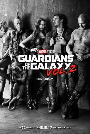 GUARDIANS OF THE GALAXY VOL. 2 is in theaters May 2017! Check out the poster and sneak peek! 12
