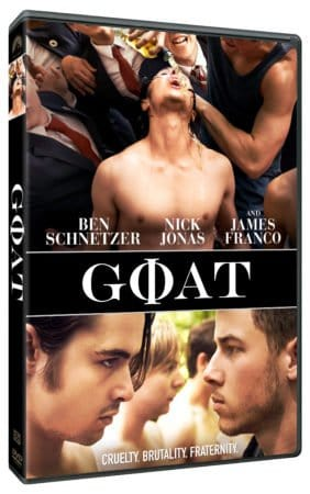GOAT arrives on DVD December 20th 1