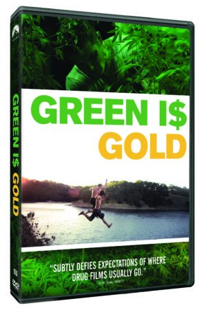 GREEN IS GOLD debuts on Digital HD & On Demand Dec. 6th and on DVD Dec. 13th 1