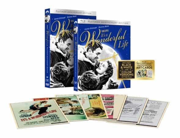 IT'S A WONDERFUL LIFE 70th Anniversary Platinum Edition comes to Blu-ray and DVD 3