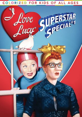 I LOVE LUCY: SUPERSTAR SPECIAL #1 5