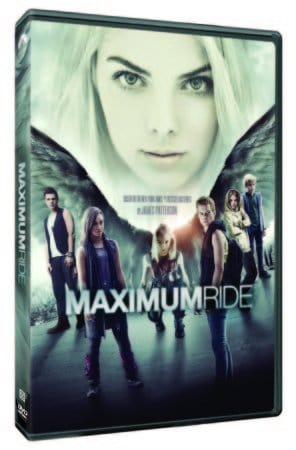 MAXIMUM RIDE debuts on DVD December 6th 1