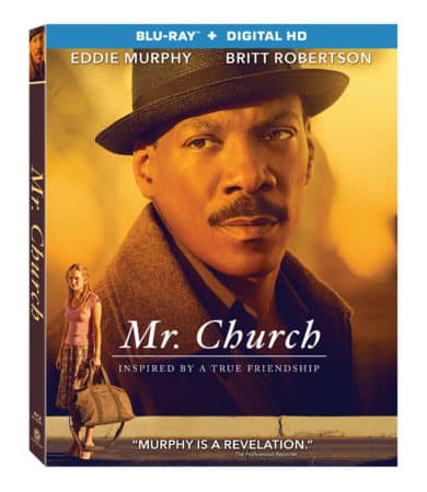 MR. CHURCH arrives on Digital HD and On Demand October 21 and on Blu-ray (plus Digital HD) and DVD (plus Digital) October 25! 3