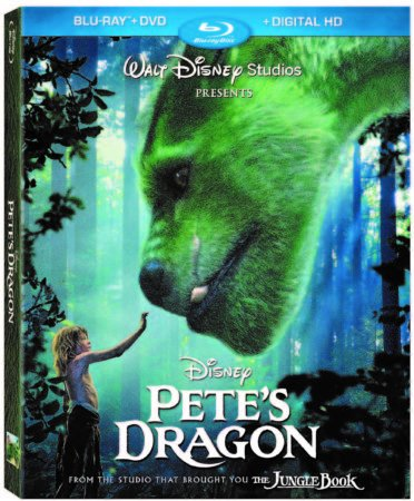 Disney's Pete's Dragon on Digital HD, Blu-ray, DMA, DVD and On-Demand Nov. 29 1