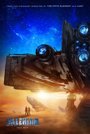 Spil Games to create game for Luc Besson's Valerian 4