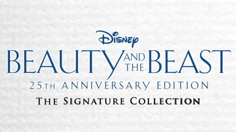 BEAUTY AND THE BEAST: 25TH ANNIVERSARY EDITION 5