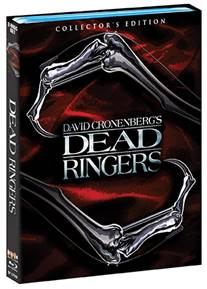 "Cronenberg Classics ""Dead Ringers"" and ""Rabid"" Make Their Collector's Edition Blu-ray Debuts This November from Scream Factory 9"