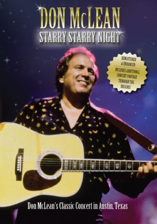 DON MCLEAN - STARRY STARRY NIGHT 5