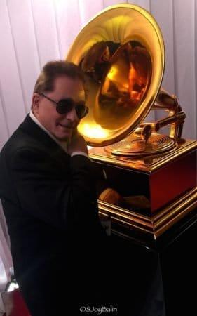 Marty Balin (Jefferson Airplane) Grammy Honorable Lifetime Achievement Award 1