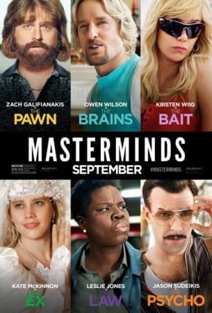 MASTERMINDS 7