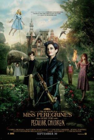 MISS PEREGINE'S HOME FOR PECULIAR CHILDREN 5