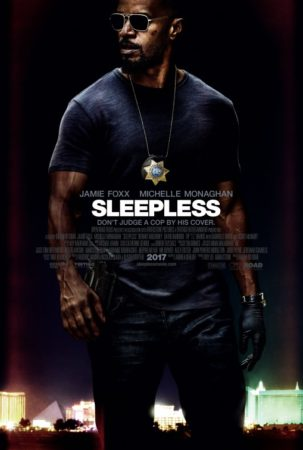 "JAMIE FOXX KEEPS JANUARY INTERESTING IN THIS NEW CLIP FROM ""SLEEPLESS"" 5"