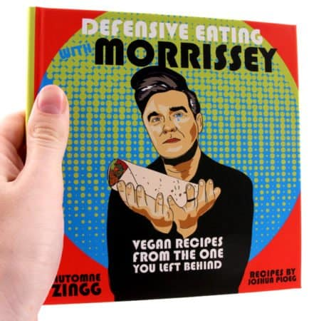 Vegans of the World Unite! Learn Defensive Eating with Morrissey and Comfort Eating with Nick Cave! 8