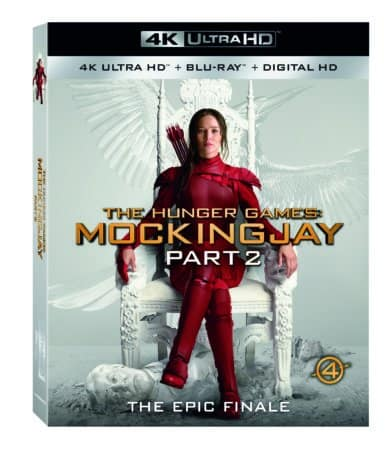 HUNGER GAMES, THE: MOCKINGJAY - PART 2 (4K) 3