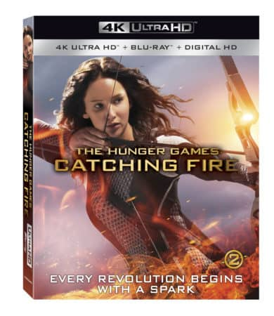 HUNGER GAMES, THE: CATCHING FIRE (4K) 7
