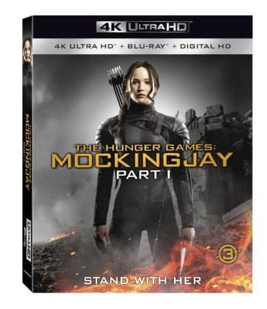 HUNGER GAMES, THE: MOCKINGJAY - PART 1 (4K) 5