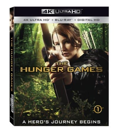 HUNGER GAMES, THE (4K) 1
